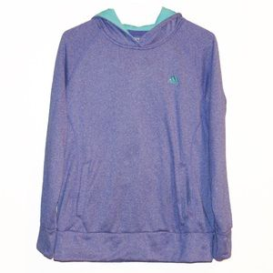Adidas Fleece Lined Ultimate Hoodie